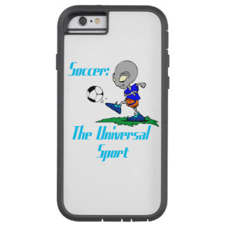 Soccer: The Universal Sport Tough Xtreme iPhone 6 Case
