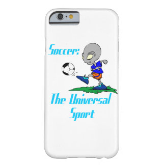 Soccer: The Universal Sport Barely There iPhone 6 Case