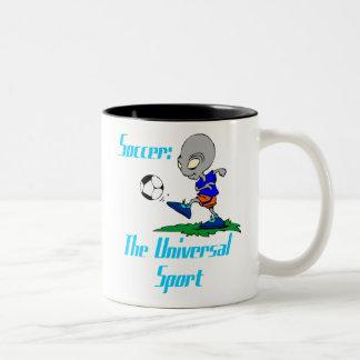 Soccer: The Universal Sport Mug