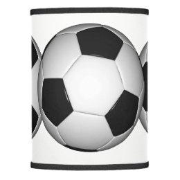 Ball sports lamp shades zazzle soccer theme lamp shade aloadofball Images