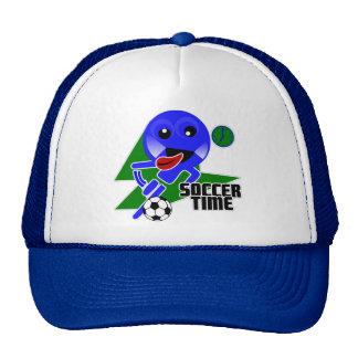 Soccer Time Trucker Hat