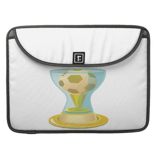 Soccer Trophy MacBook Pro Sleeve