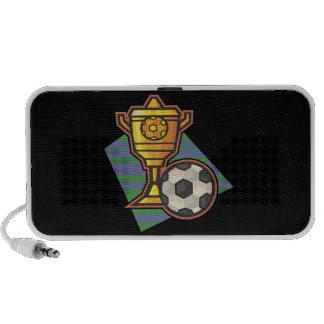 Soccer Trophy Portable Speaker