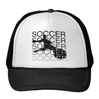 SOCCER Tshirts and Gifts Trucker Hat