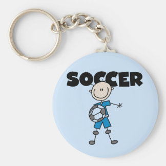 SOCCER Tshirts and Gifts Keychain