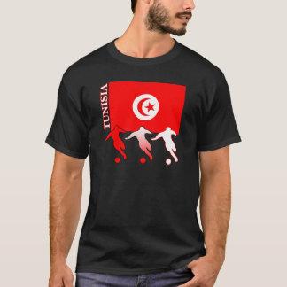 Soccer Tunisia Dark T-shirts