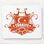 soccer TURKEY Mouse Pad