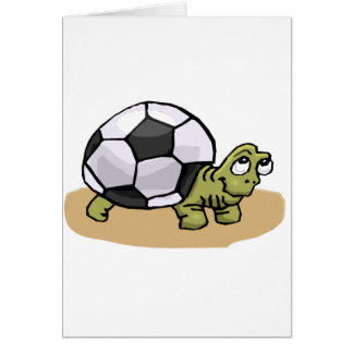 Soccer (Turtle) Card