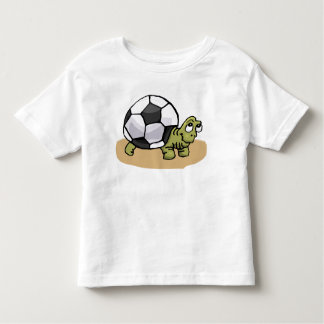 Soccer Turtle Toddler T-shirt