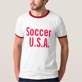 Soccer, U.S.A. T-Shirt