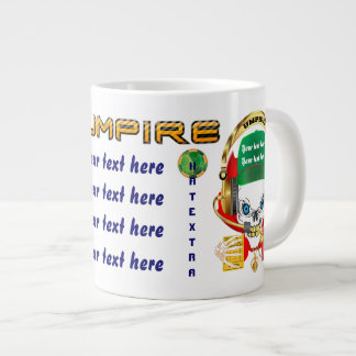 Soccer Umpire All Styles View Hints Giant Coffee Mug