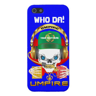Soccer Umpire Referee All Styles View Hints iPhone SE/5/5s Case