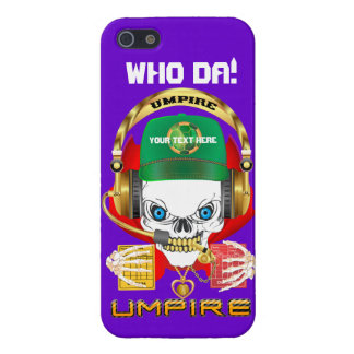 Soccer Umpire Referee All Styles View Hints iPhone SE/5/5s Cover