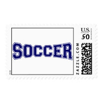 Soccer University Style Postage