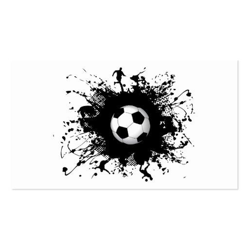 Soccer Urban Style Business Card