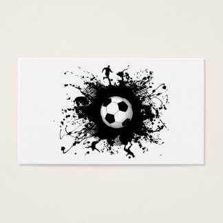 Soccer Urban Style Business Card