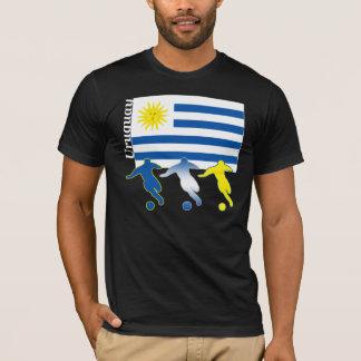 Soccer Uruguay Dark T-Shirt