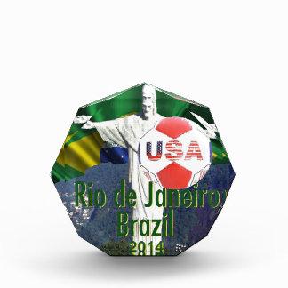 Soccer USA Rio Brazil Award