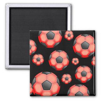 Soccer Wallpaper Magnets