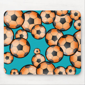 Soccer Wallpaper Mouse Pad