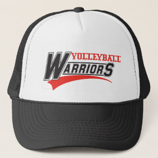 soccer warriors design trucker hat