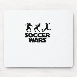 Soccer Wars for world cup Mouse Pad