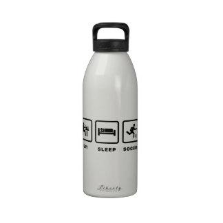 Soccer Drinking Bottle
