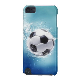 Soccer Water Splash iPod Touch 5G Case