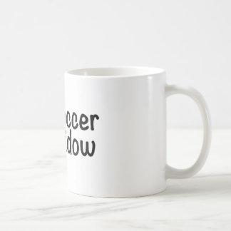 Soccer Widow Coffee Mug