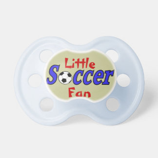 Soccer with Ball BooginHead Pacifier