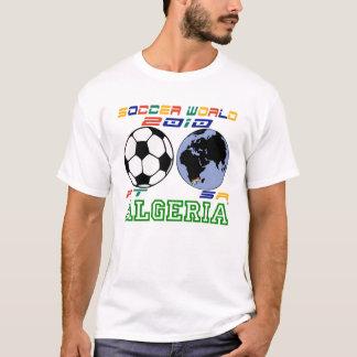 Soccer World-ALGERIA T-Shirt