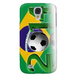 Soccer World Championship 2014 Galaxy S4 Case
