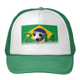 Soccer World Cup 2014 Gorro