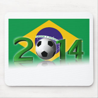Soccer World Cup 2014 Alfombrilla De Ratones
