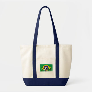 Soccer World Cup 2014 Tote Bag