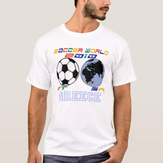 SOCCER WORLD Greece T-Shirt