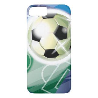 Soccer World iPhone 7 case