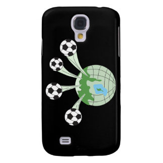 soccer world worldwide graphic samsung galaxy s4 case