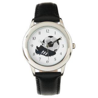 Soccer Wrist Watch