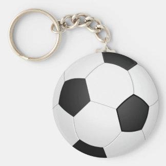 Soccerball Llavero Redondo Tipo Pin
