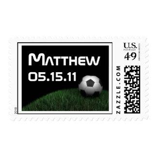 soccerball, Matthew, 05.15.11 Stamps