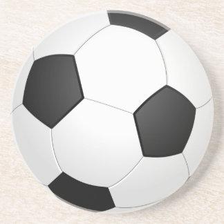 soccerball posavasos diseño