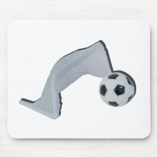 SoccerBallGoal050915 Mouse Pad