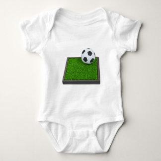SoccerBallGrass101311 Infant Creeper