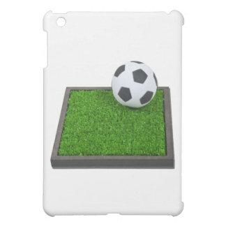 SoccerBallGrass101311 iPad Mini Case