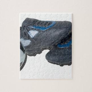 SoccerBallTrackShoes050915 Jigsaw Puzzle