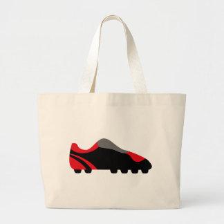 SoccerBoysP16 Large Tote Bag