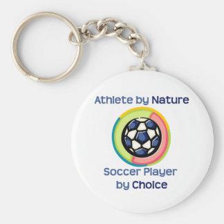 SoccerChick ABN Key Chains