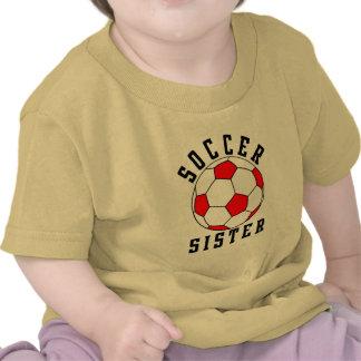 SoccerChick Family T-shirt