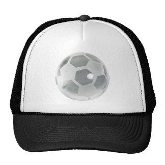 SoccerCrystalBallOnly092110 Trucker Hat